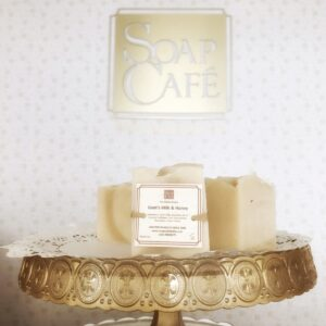 Honey & Goat's milk - Naked Soap