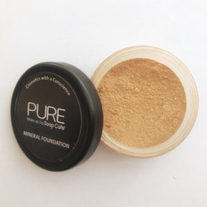 GLAMOUR GIRL Mineral Foundation