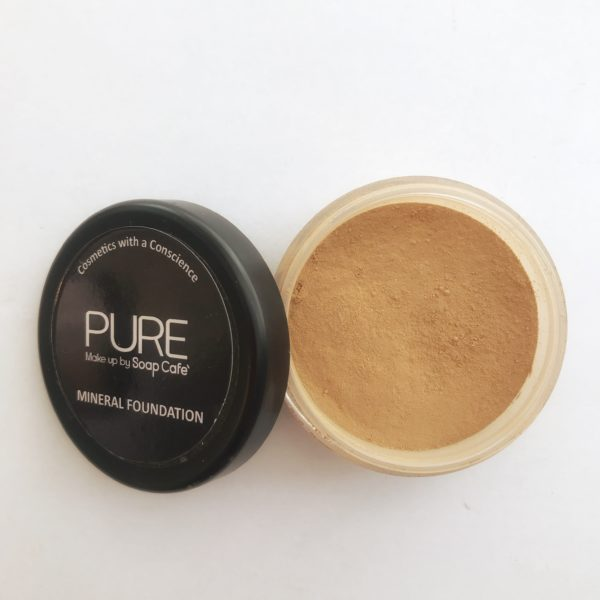 GOLDEN LADY Mineral Foundation