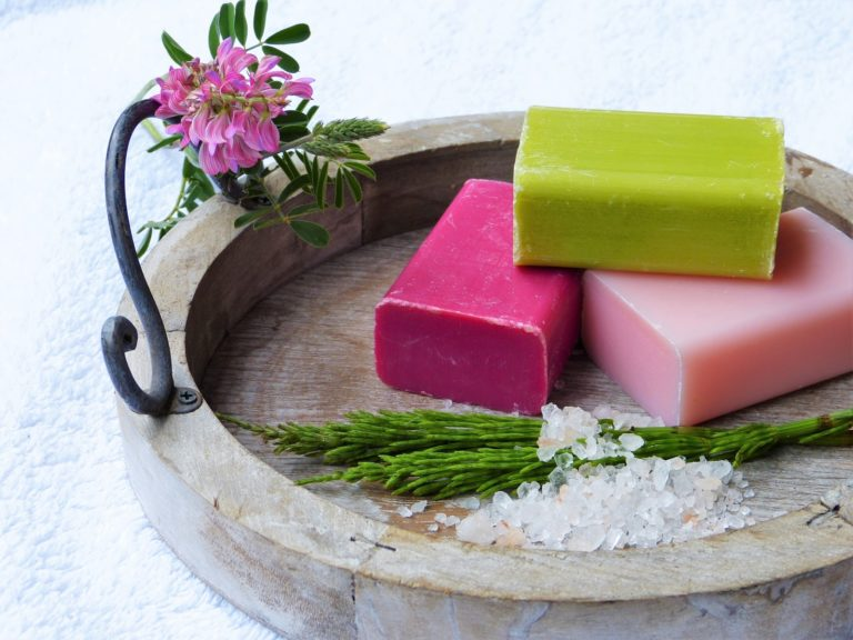 The Difference Between Natural Vs. Commercial Soaps