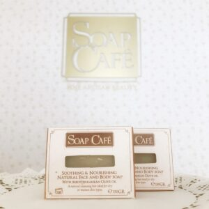Soothing and Nourishing Natural Face and Body Soap