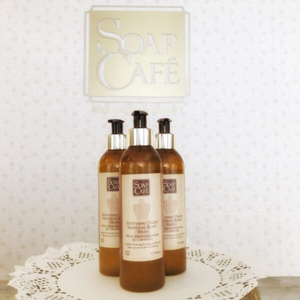Soothing Treat Natural Body Wash