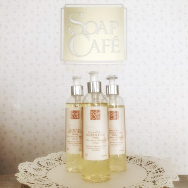 Hands On - Natural Hand Wash