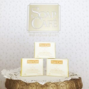 Goats Milk & Honey Soap Souvenirs
