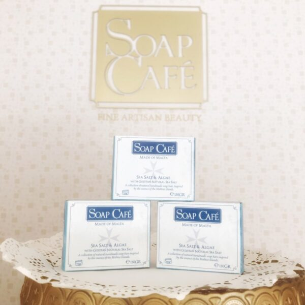 Sea Salt & Algae Soap Souvenirs
