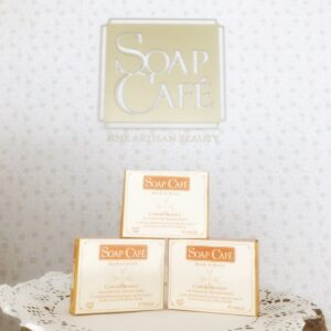 Carob Orange Soap Souvenirs