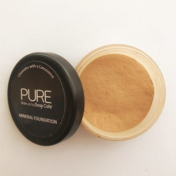BEACH BABE Mineral Foundation