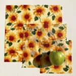 Beeswax WRAPS Use/Wash/Reuse